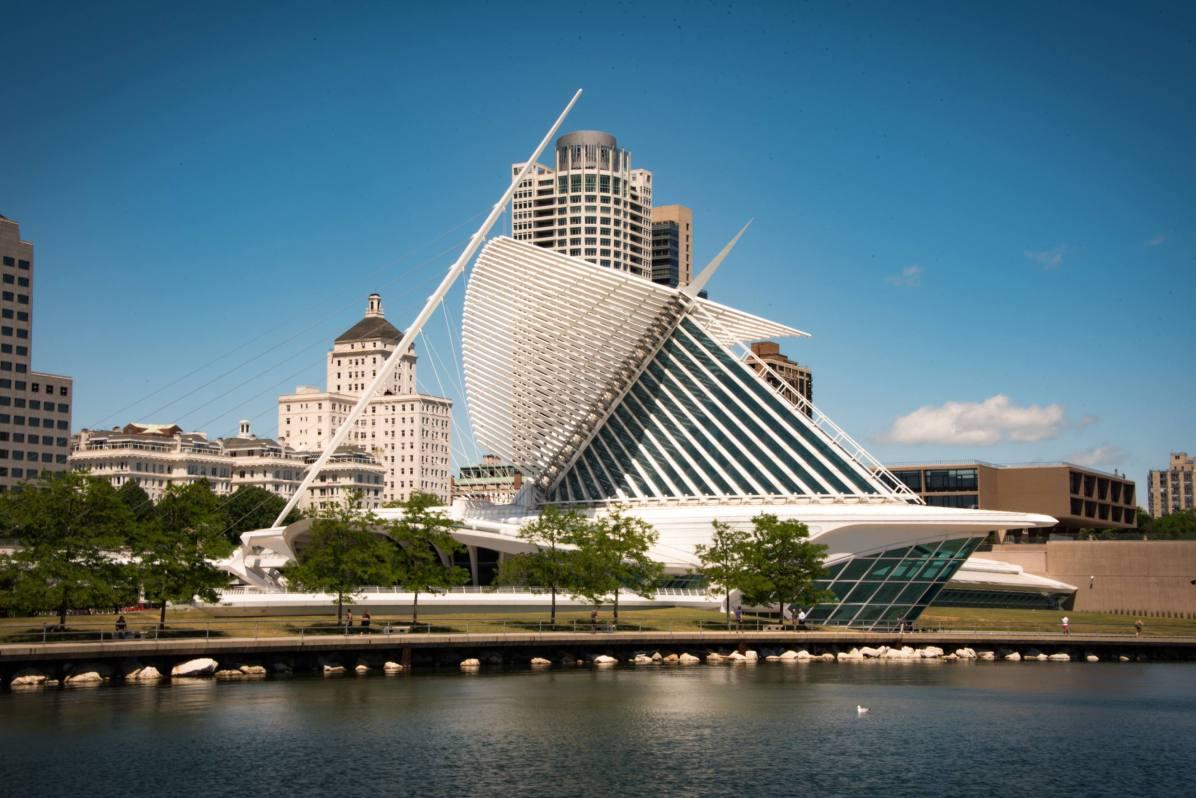 Visiter Milwaukee: Le musée d'art contemporain, le MAM