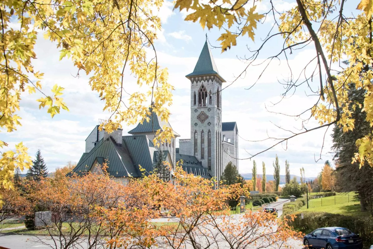 Quebec Vacations: Saint-Benoit-du-Lac