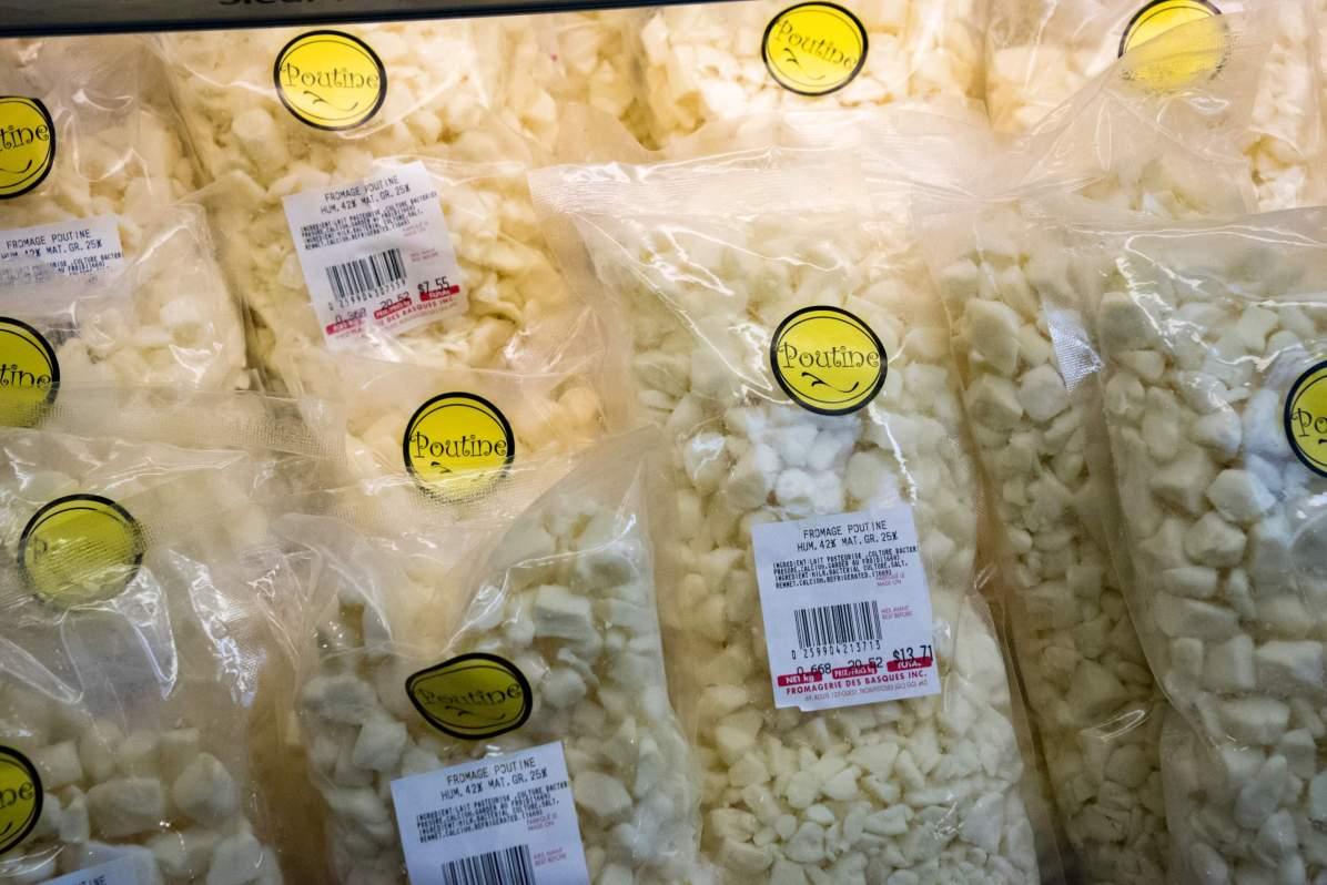 Roadtrip dans le Bas-St-Laurent: Du fromage à poutine de la fromagerie des Basques!