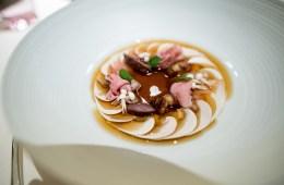 Dallmayr, restaurant à Munich: Champignons, canard