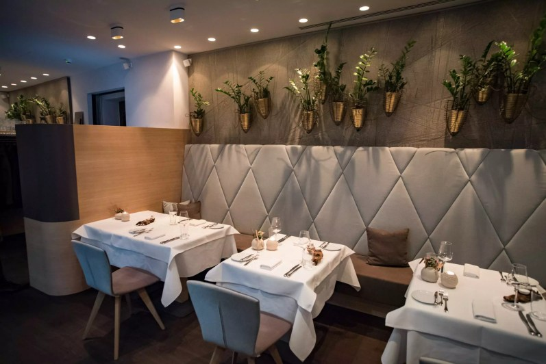 Tian, restaurant végétarien à Munich