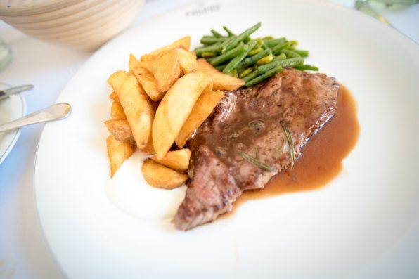 Pageou, restaurant à Munich: Steak