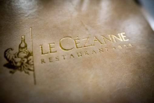 Le Cézanne, restaurant français à Munich