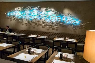 Restaurant Kuffler: the décor