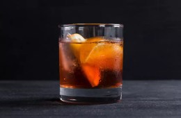 Cocktails : Negroni