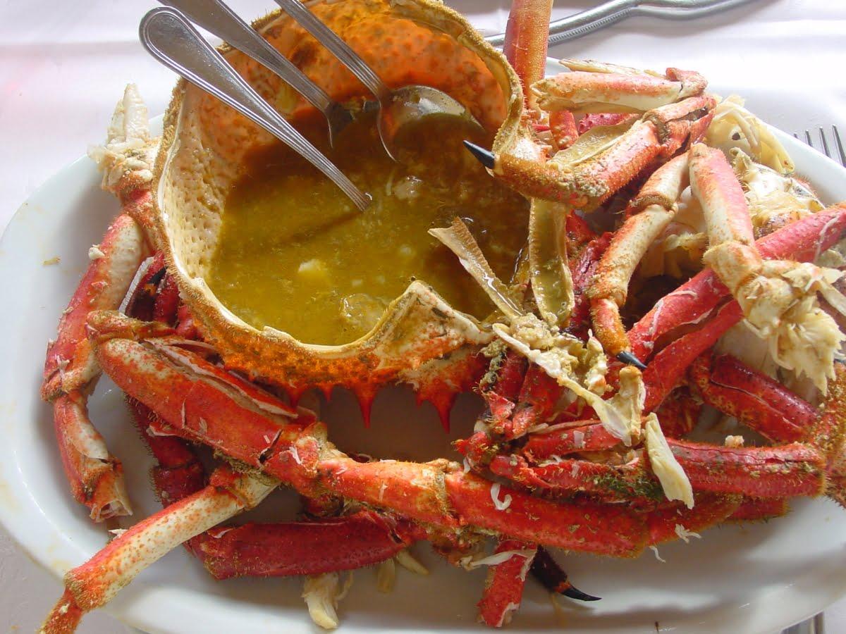 crabe entier manger lisbonne
