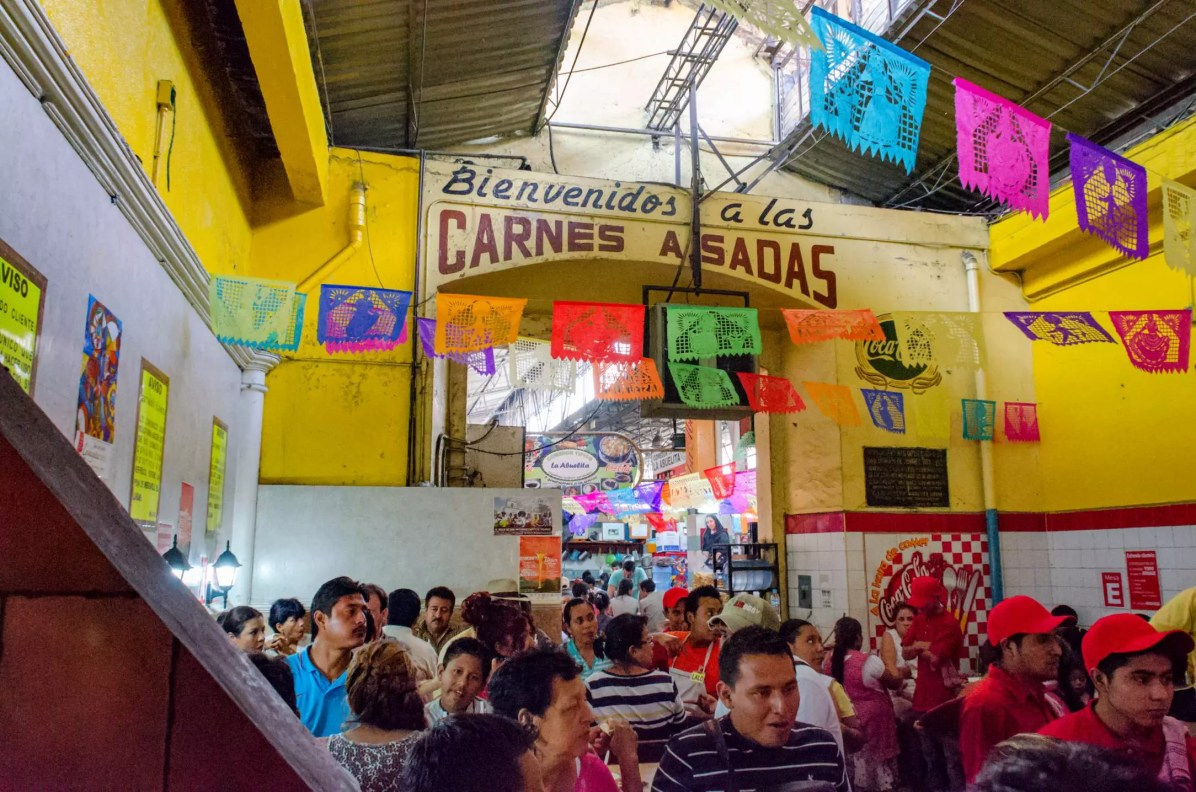 What to eat in Oaxaca City - Carnes Asadas - Things to Do in Oaxaca