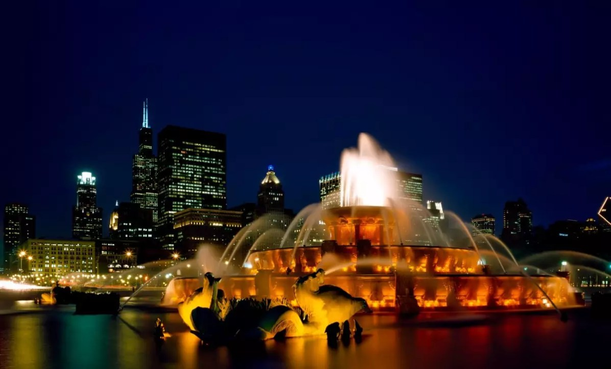 Chicago Travel Blog - This is a copyright free picture