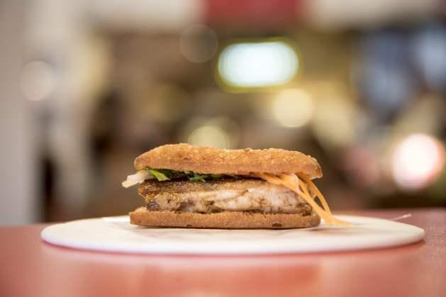 Tickets: Pork Sandwich