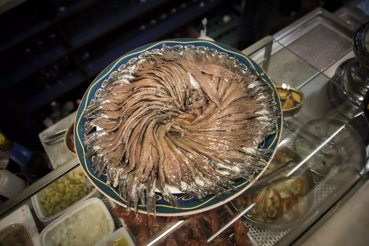 Things to do in Costa Brava - anchovies