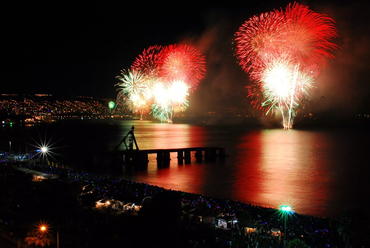 New Years Eve Vacations: Valparaiso, Chile