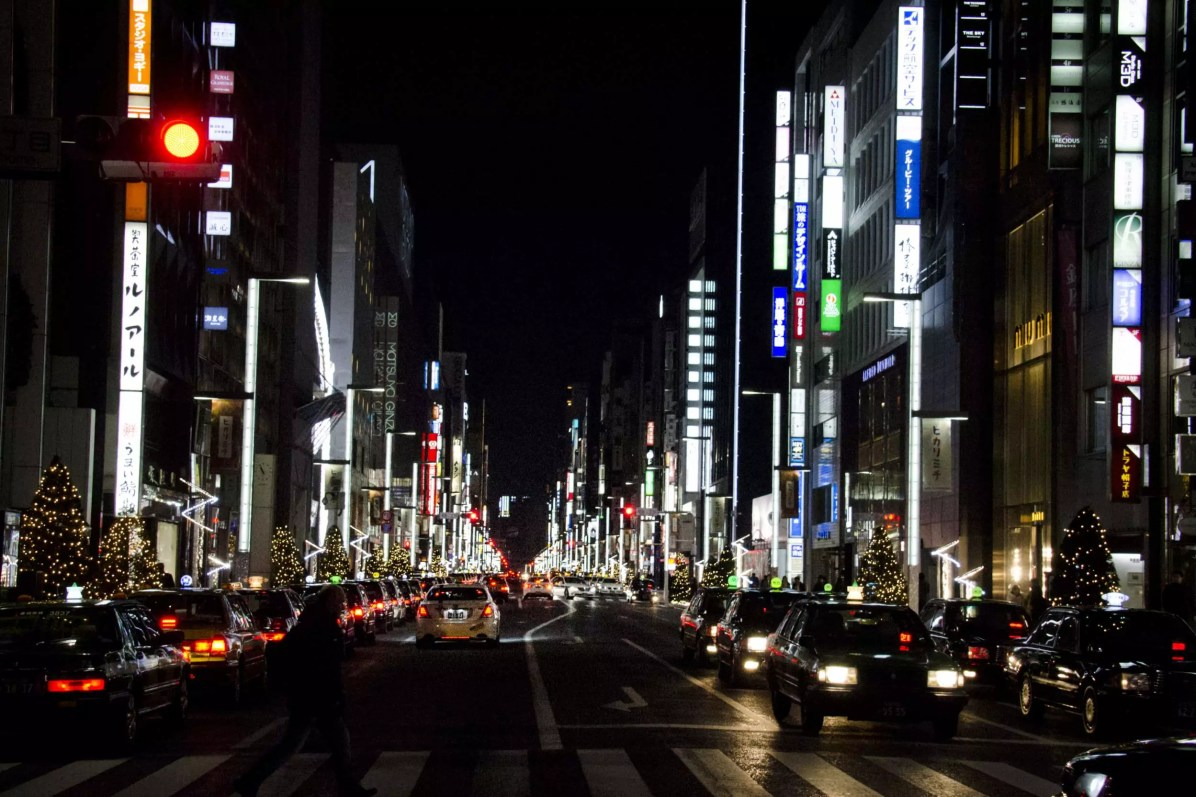 Interesting things to do in Tokyo