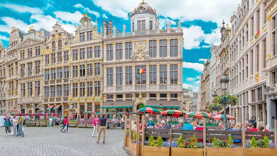 Things to do in Brussels - Grand'Place where to stay in Brussels