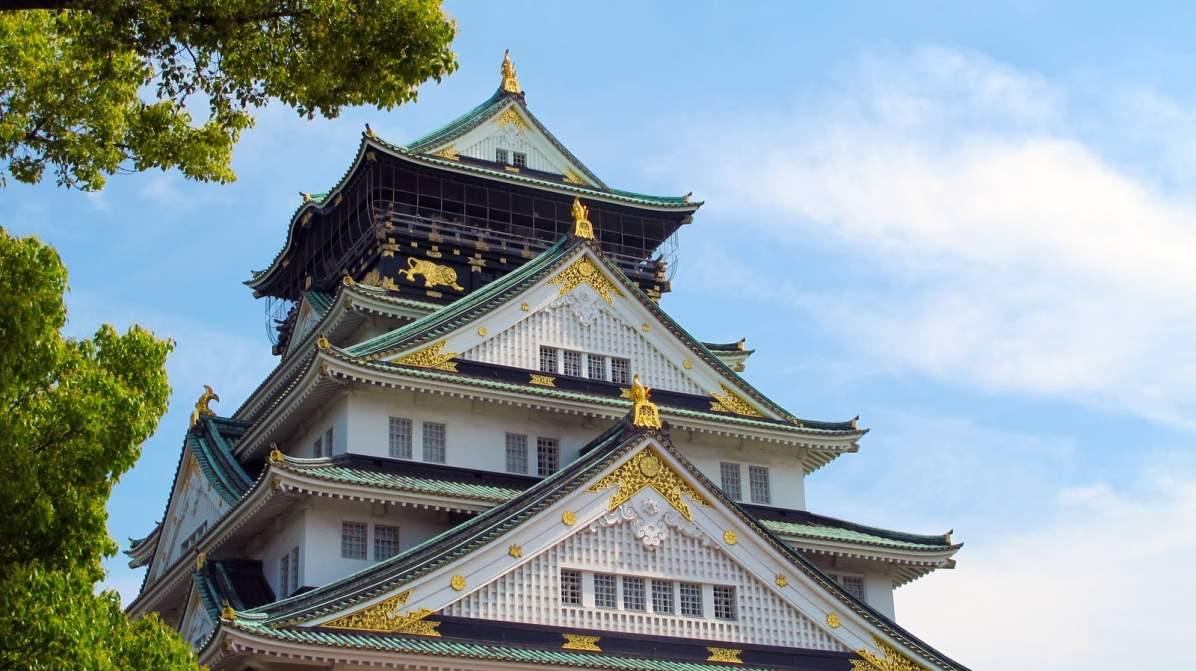 Osaka Temple - CC0 / Public Domain - Things to do in Osaka