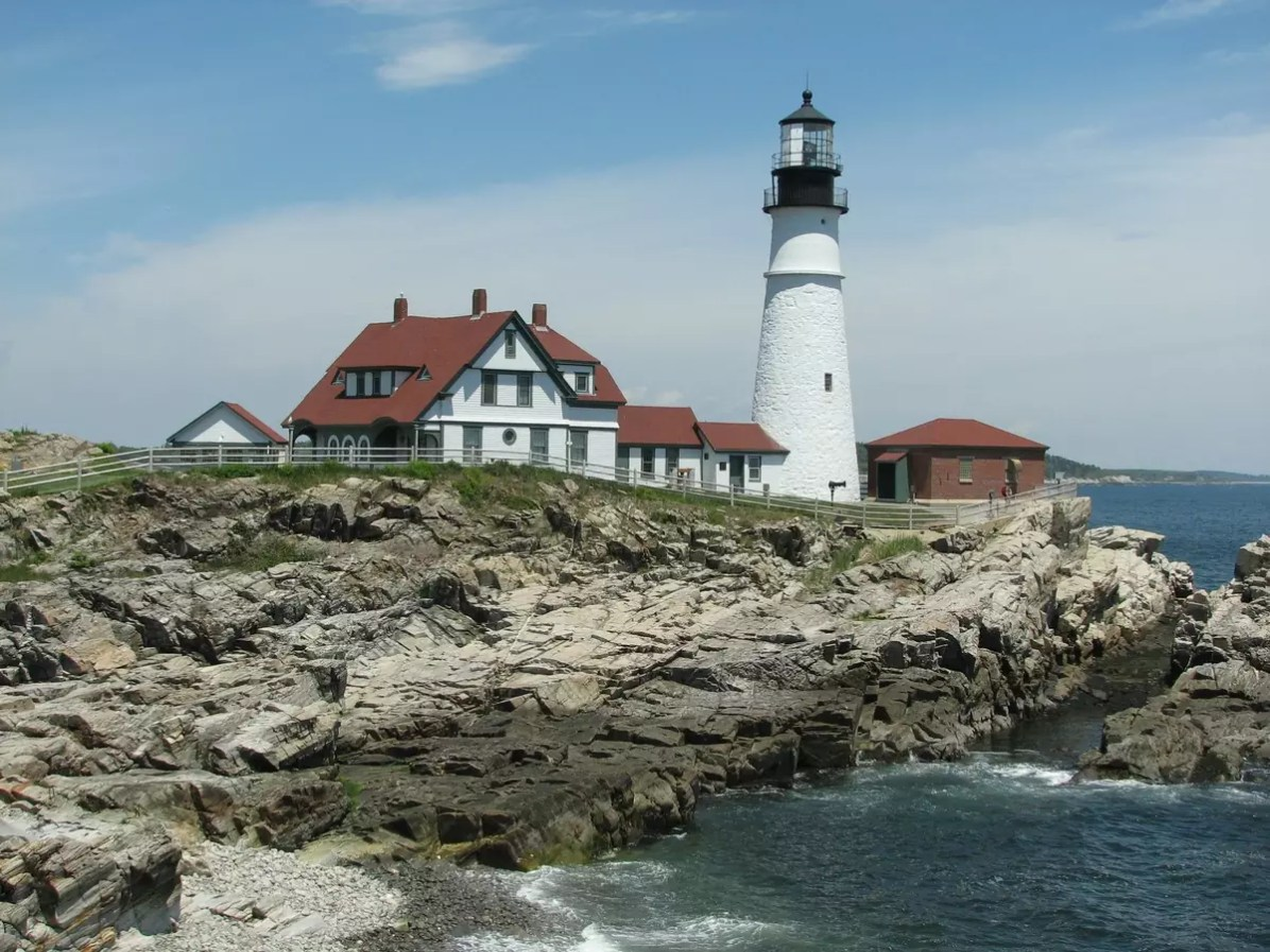 Lighthouse Portland - CC0 / Public Domain - Things to do in Portland, Maine