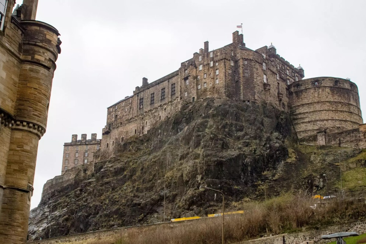 Edinburgh Travel Blog