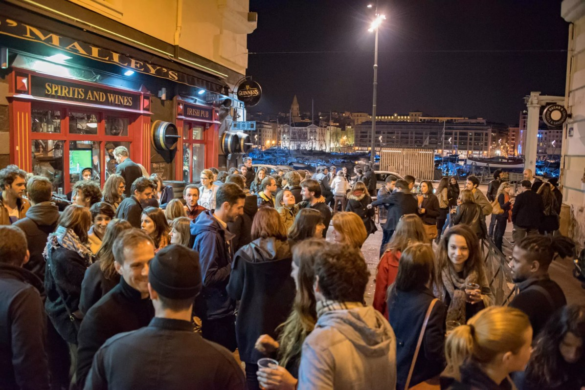 Things to do in Marseille - Let's have a drink at the Vieux Port!