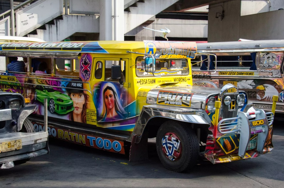 Things to do in Manila - Take a jeepney somewhere!