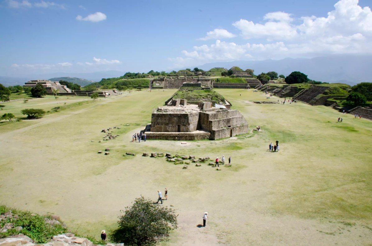 Monte Alban - Things to do in Oaxaca