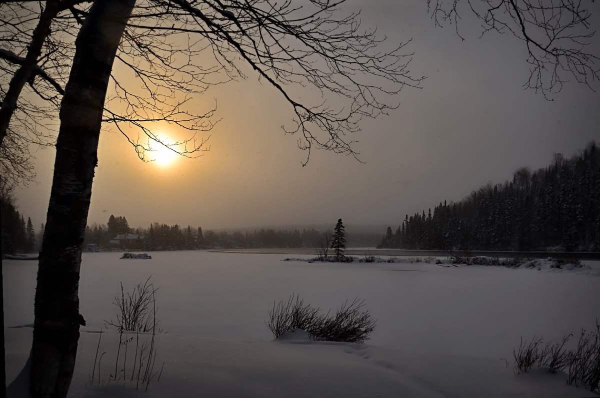 Voyage Québec : hiver enneigé - CC0 / Public Domain