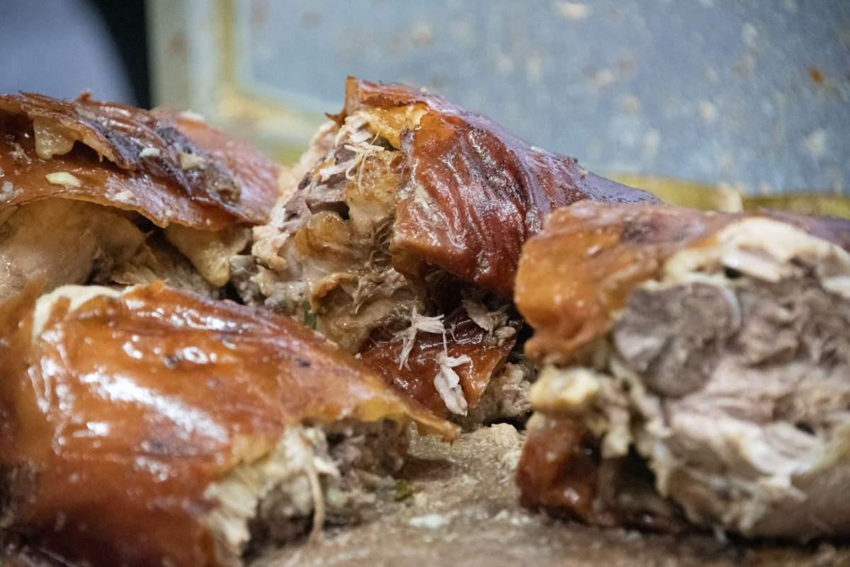Best lechon in Cebu - Alejo's Lechon
