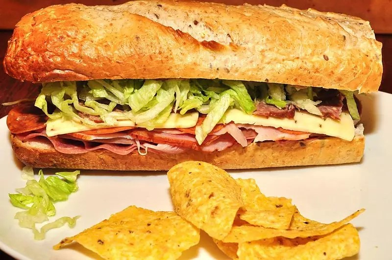 Anthony Bourdain Boston - Submarine Sandwich - photo by jeffreyw under CC-BY-2.0