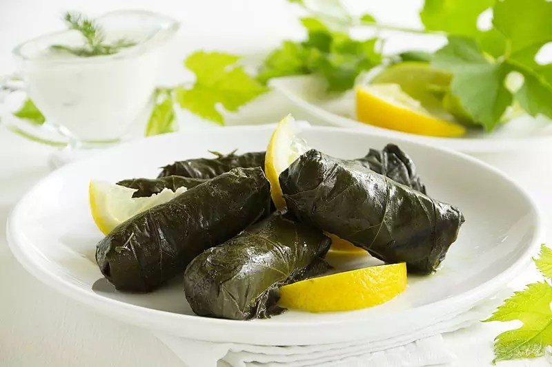 Delicious Destinations Athens - Dolmades - photo by Lesya Dolyk under CC-BY-SA-2.0