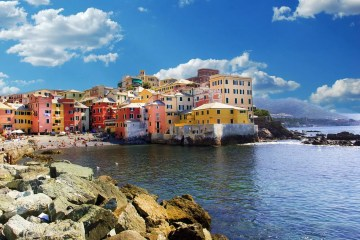 Genoa, Italy - photo by francesca79 under CC0