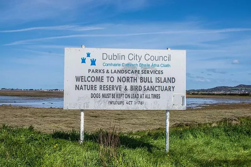 free things to do in Dublin - North Bull Island Nature Reserve - photo by William Murphy under CC-BY-SA-3.0