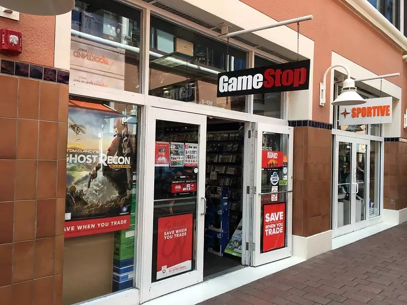 GameStop at Bayside Marketplace - photo by Phillip Pessar under CC BY 2.0