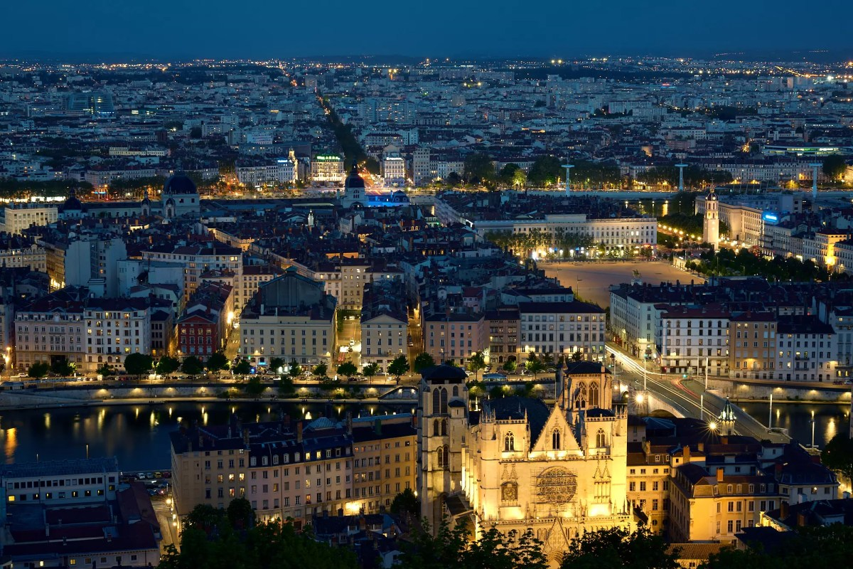 Anthony Bourdain Lyon - Lyon, France - photo by Pedro Szekely under CC BY-SA 2.0