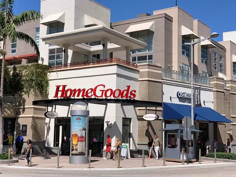 best shopping in Miami - HomeGoods in Midtown Miami - photo by Phillip Pessar under CC BY 2.0