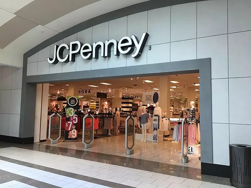 JCPenney at Dadeland Mall - photo by Phillip Pessar under CC-BY-2.0