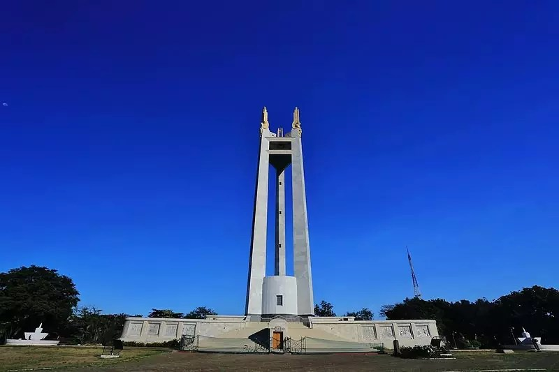 Historical sites in Quezon City - The Manuel L. Quezon memorial at the Quezon Memorial Circle - photo by MIKELAAGAN under CC-BY-SA-3.0