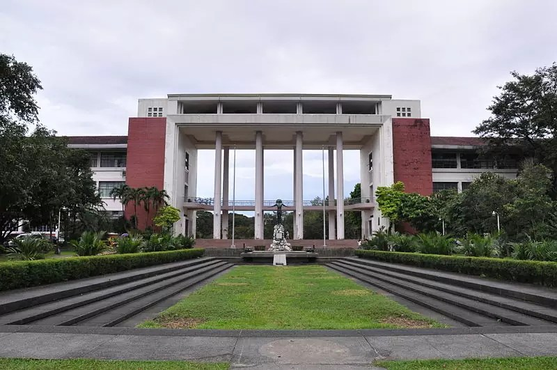 UP Diliman Oblation Plaza - photo by boink_99 under CC BY-SA 2.0
