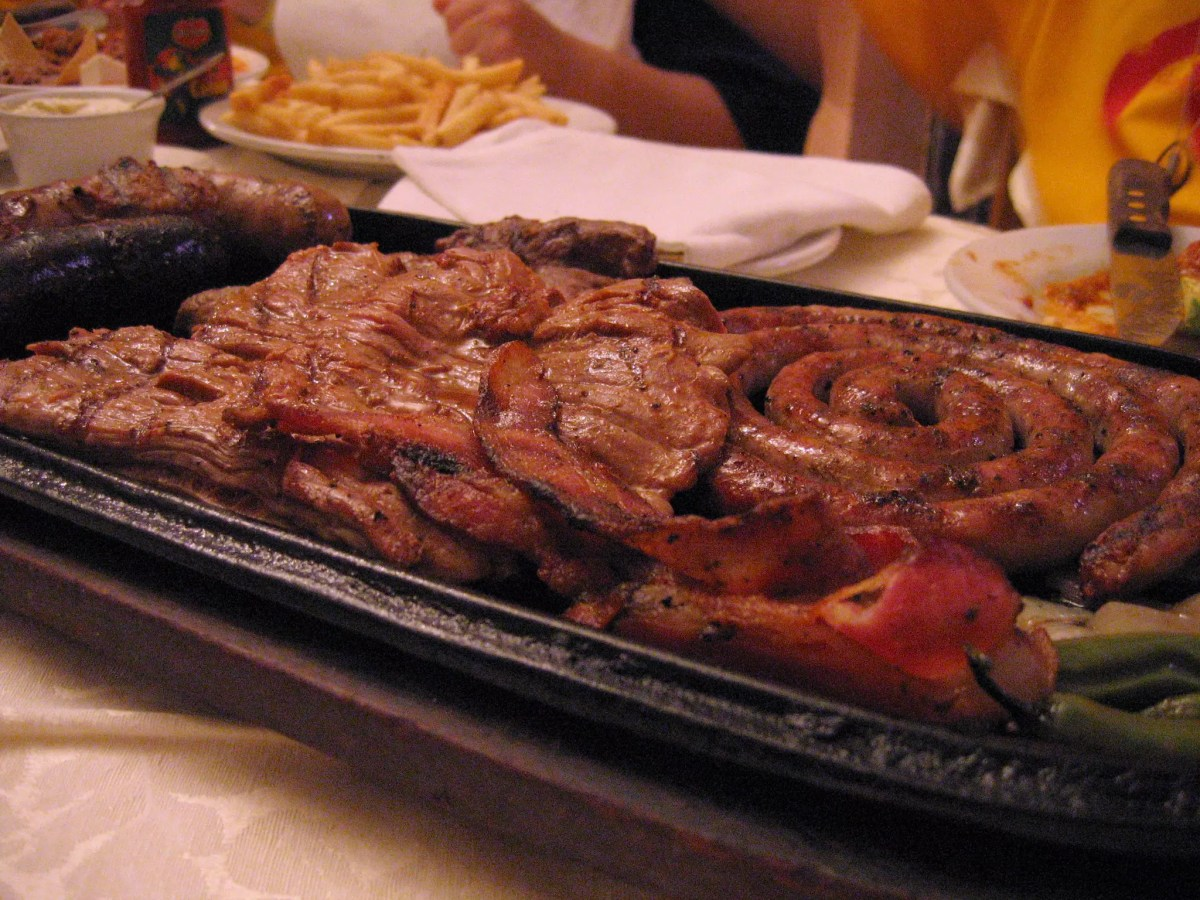 Meat Platter - photo by Simon Law under CC BY-SA 2.0