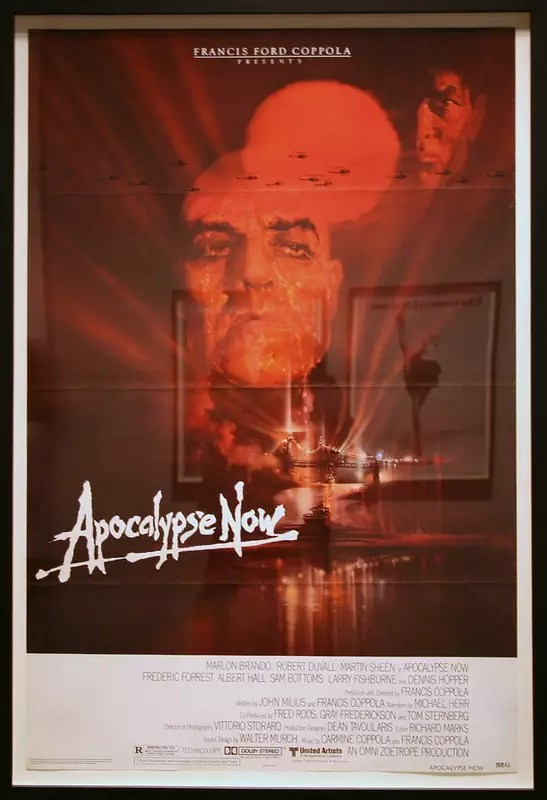Bourdain's favourite movies - Apocalypse Now - photo by Cliff under CC BY 2.0