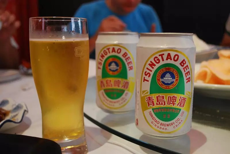 Pale Lager - photo by Alpha under CC BY-SA 2.0