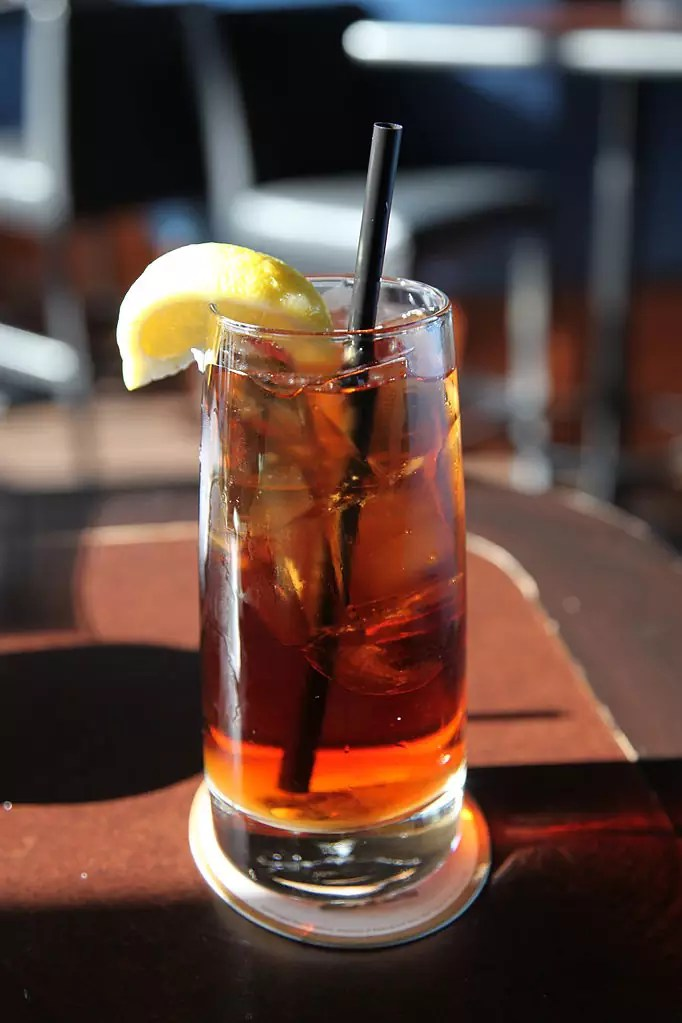 The Layover Miami - Iced Tea with Lemon - photo by Melissa Doroquez under CC BY-SA 2.0
