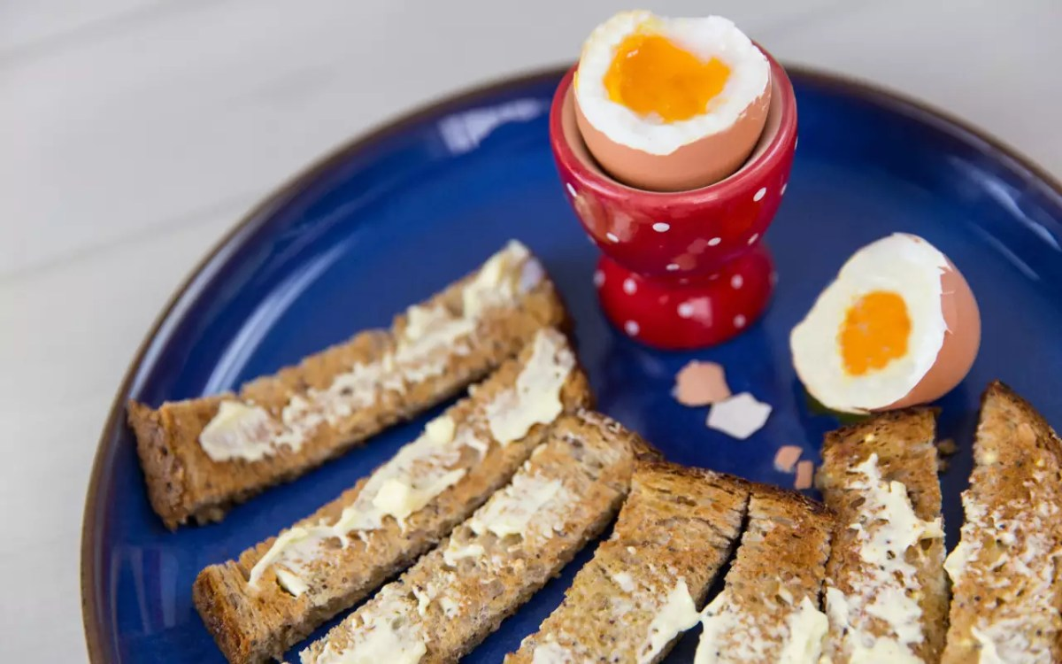 Eggs and Soldiers - photo from pxfuel.com under CC0 1.0