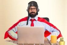 7 habits of IT exec Infographic