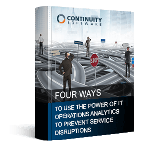 4 Ways Analytics Can Help You Prevent Service Disruptions