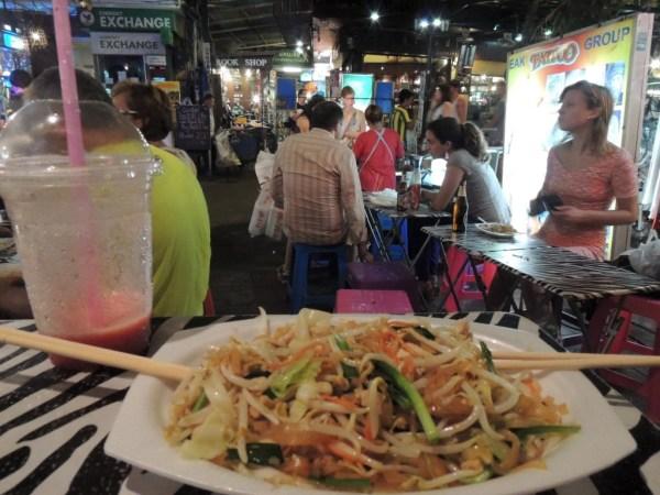 Nosso Phad Thai de todos os dias...