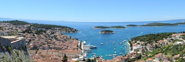 Mar Adriático em Hvar
