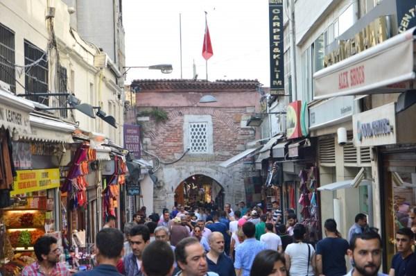 Entrada do Gran Bazaar