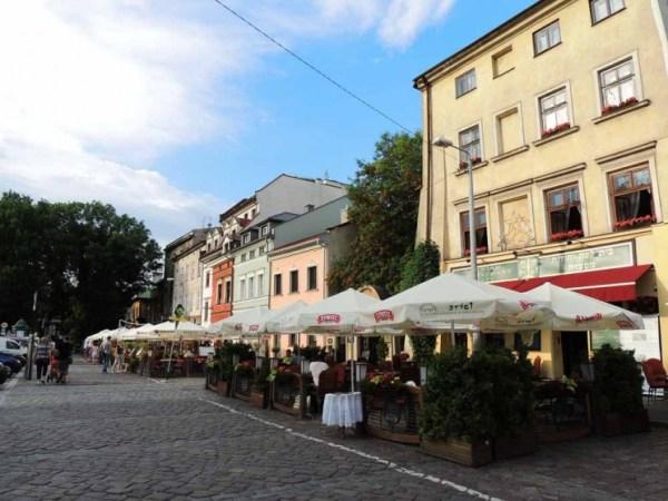 Restaurantes e bares em Kazemierz