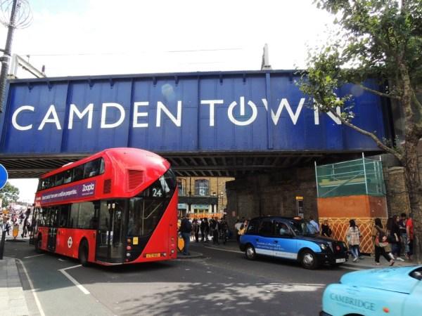 Camden Town e Camden Lock, Londres