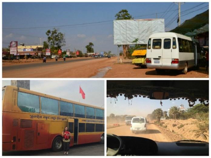 Phom Phen-Siem Reap