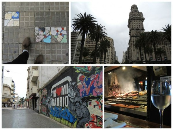 Lugares de Montevidéu