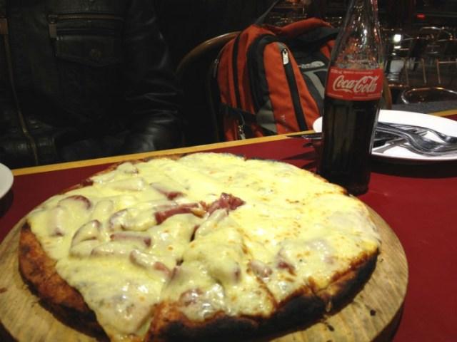 pizza la pasiva